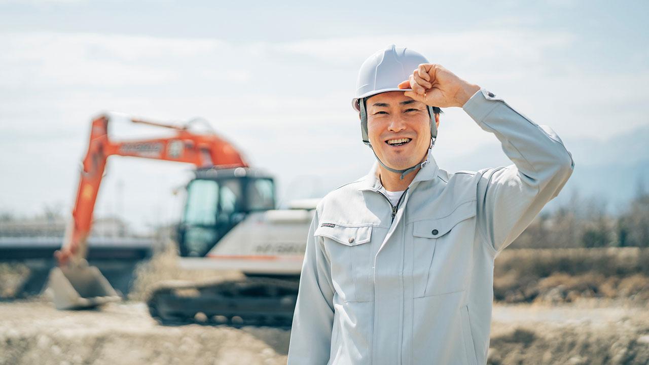 コロナ禍でも堅調な建設業の採用 中小の建設業が採用に成功するためのポイント